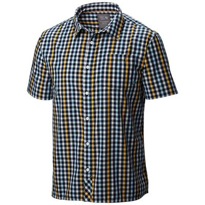 Mountain Hardwear Men's Buckley SS Shirt