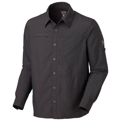 Mountain Hardwear Men's Canyon LS Shirt