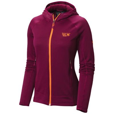 Mountain Hardwear Women's Desna Grid Hooded Jacket