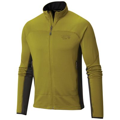 Mountain Hardwear Men's Desna Grid Jacket