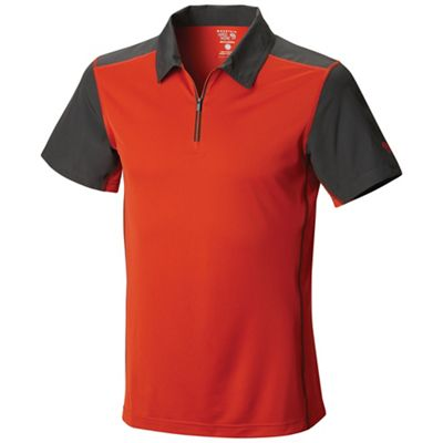 Mountain Hardwear Men's DryHiker Justo SS Polo