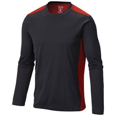 Mountain Hardwear Men's DryHiker Justo LS Tee
