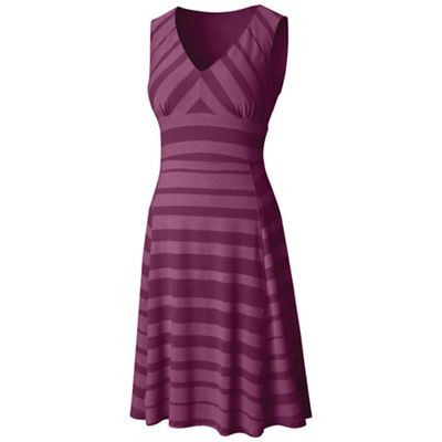 Mountain Hardwear Women's DrySpun Burnout Stripe Reversible Dress