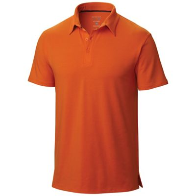 Mountain Hardwear Men's DrySpun SS Polo