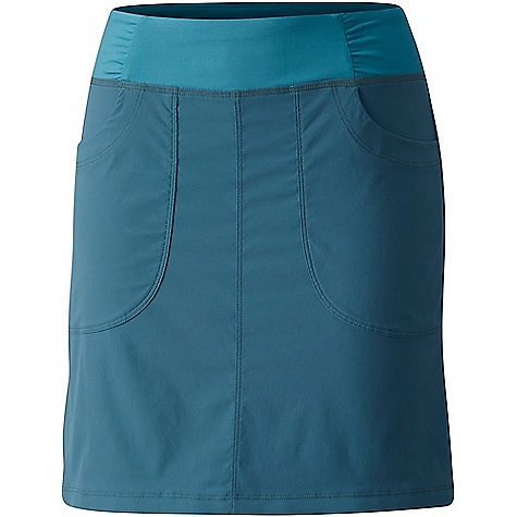 Click here for Mountain Hardwear Women's Dynama Skirt prices
