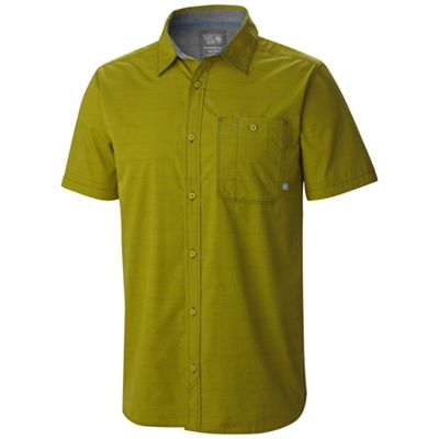 Mountain Hardwear Men's Kotter Stripe SS Shirt
