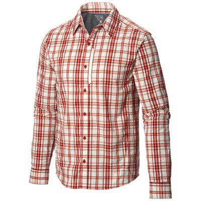 Mountain Hardwear Men's Seaver Tech LS Shirt