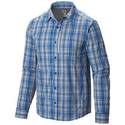 Mountain Hardwear Men's Seaver Tech LS Shirt