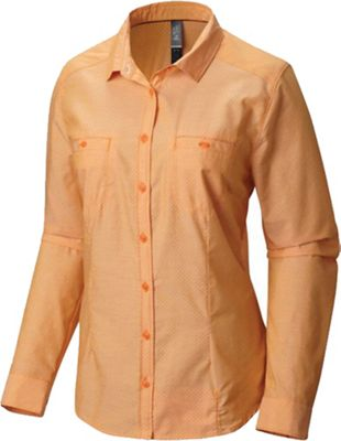 Mountain Hardwear Women's Toralake LS Shirt