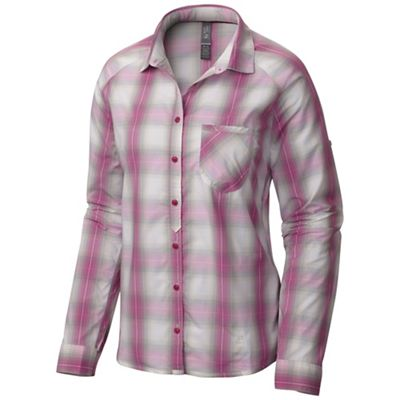 Mountain Hardwear Women's TerraLake LS Shirt