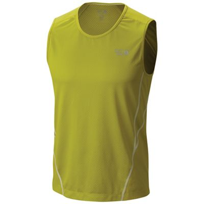 Mountain Hardwear Men's WickedCool Tank