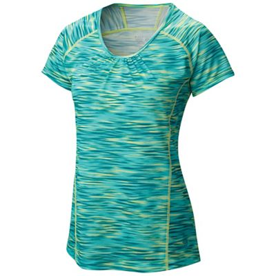 Mountain Hardwear Women's Wicked Electric SS Tee