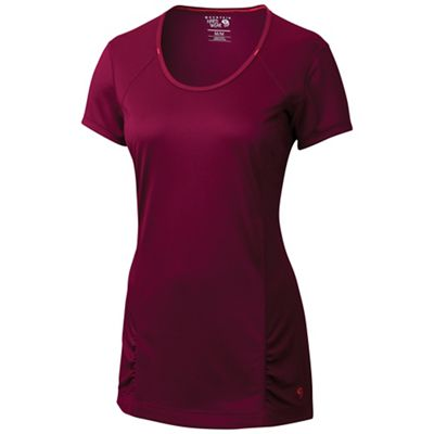 Mountain Hardwear Women's Wicked Lite SS Tee