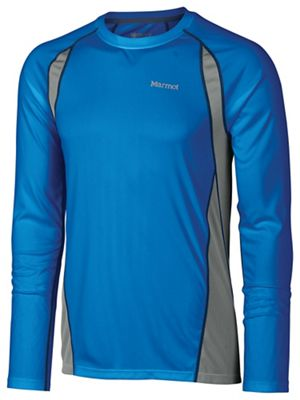 Marmot Men's Elance Interval LS Top