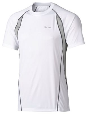 Marmot Men's Elance Interval SS Top