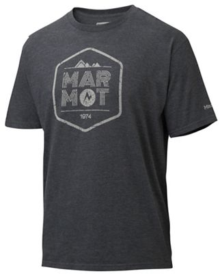Marmot Men's Just Marmot SS Tee