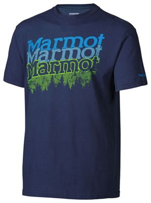 Marmot Men's Pitch SS Tee