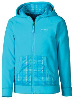 Marmot Girls' Shortcut Reversible Jacket