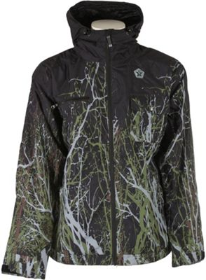 Sessions Commander Timber Snowboard Jacket - Men's