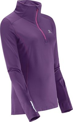 Salomon Women's Agile 1/2 Jacket
