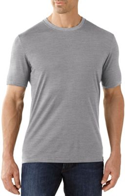 Smartwool Men's Fish Creek Solid SS Tee