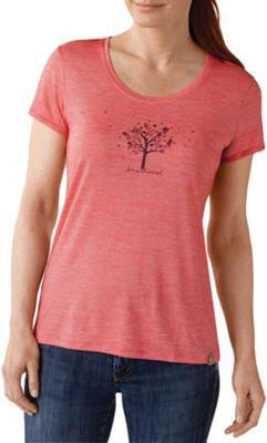 Smartwool Women's Graphic Tree Scoop Tee