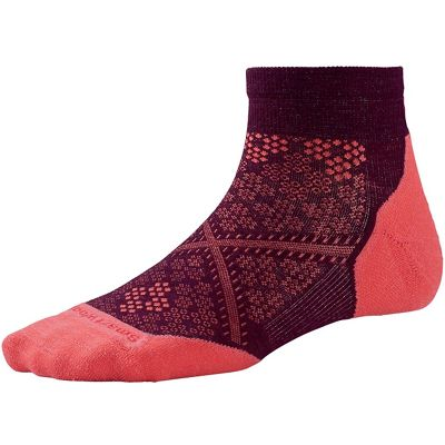Smartwool Women's PhD Run Light Elite Low Cut Sock