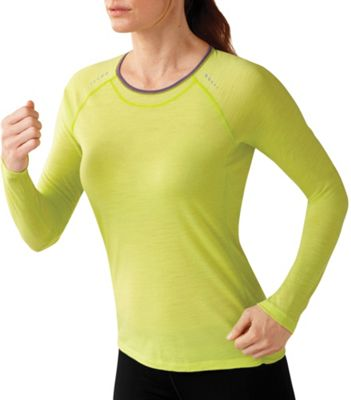 Smartwool Women's PhD Ultra Light LS Top