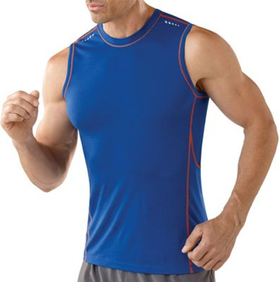Smartwool Men's PhD Ultra Light Sleeveless Tee
