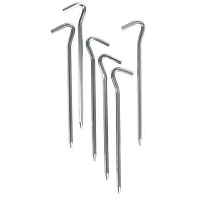 Sierra Designs Hex Peg Stake (6-Pack)