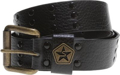 Sessions Leather Stud Belt - Men's