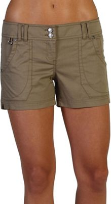ExOfficio Women's Gazella 4IN Short