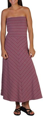 ExOfficio Women's Go-To Stripe Maxi Skirt