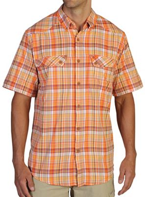 ExOfficio Men's Minimo Plaid S/S Shirt