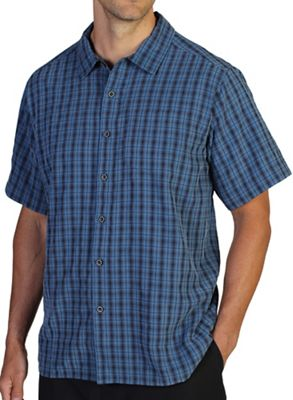 ExOfficio Men's Mundi Jacquard S/S Shirt