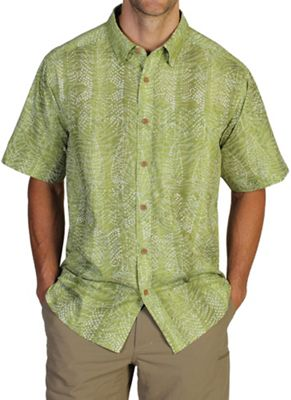 ExOfficio Men's Next-To-Nothing Aborginal S/S Shirt