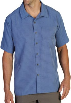 ExOfficio Men's Pisco Slub S/S Shirt