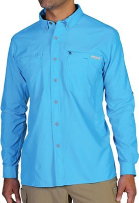ExOfficio Men's Triflex Hybrid L/S Shirt