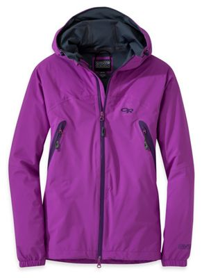 Outdoor Research Women's Allout Hooded Jacket