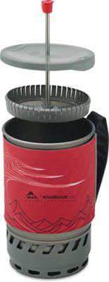 MSR WindBoiler Coffee Press Kit