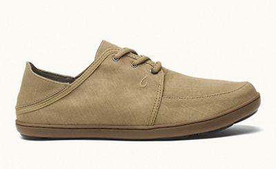 OluKai Men's Nohea Lace Twill Shoe