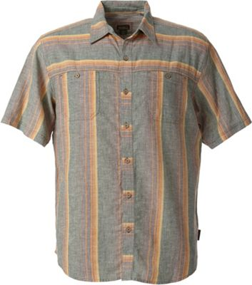 Royal Robbins Men's Adrift Stripe S/S Shirt