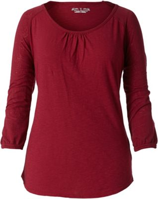 Royal Robbins Women's Breeze Thru 3/4 Sleeve Top