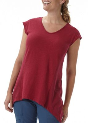 Royal Robbins Women's Breeze Thru V Neck Top