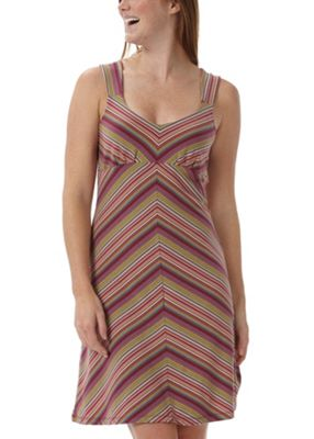 Royal Robbins Women's Essential Tencel Stripe Tank Dress