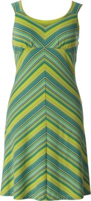 Royal Robbins Women's Essential Tencel Stripe Tank Dress