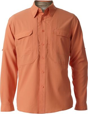 Royal Robbins Men's Expedition Stretch L/S Shirt