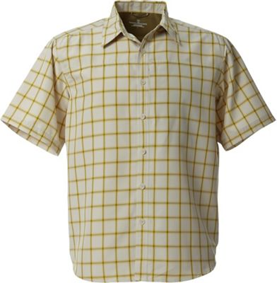 Royal Robbins Men's Global Traveler S/S Shirt