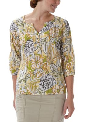 Royal Robbins Women's Poppy Field Pullover Shirt