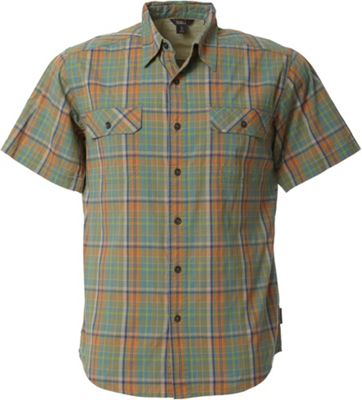 Royal Robbins Men's Summertime Plaid S/S Shirt